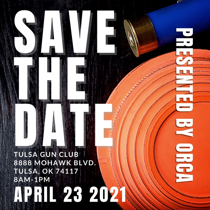 SAVE THE DATE SPORTING CLAY TOURNAMENT