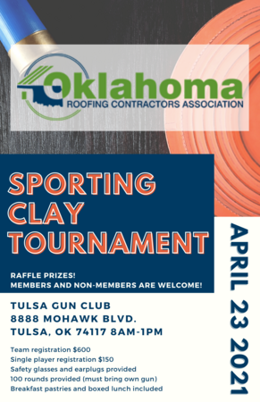 Sporting Clay Tournament Flyer 1